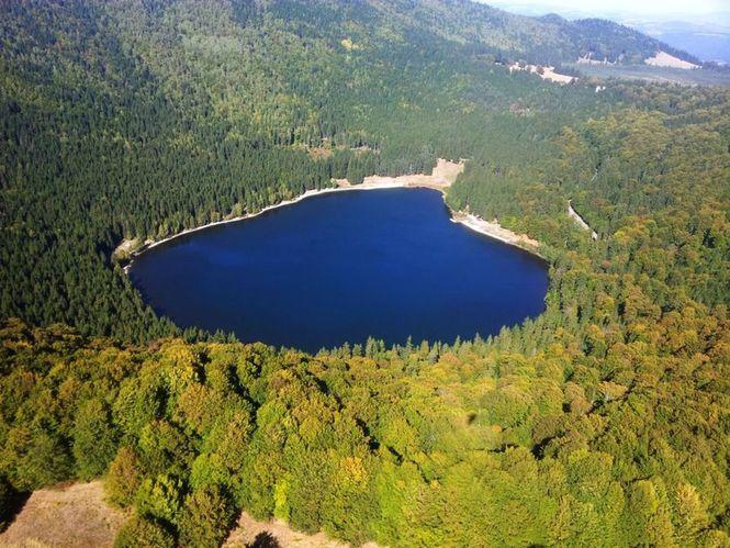 Озеро Святой Анны